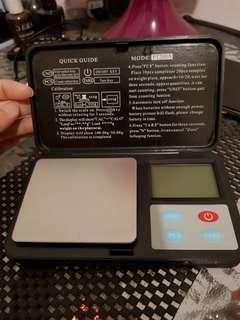 Timbangan CHQ Pocket Scales PT200A
