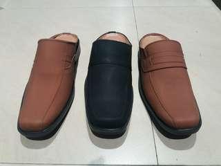 Sepatu formal pria merk freya