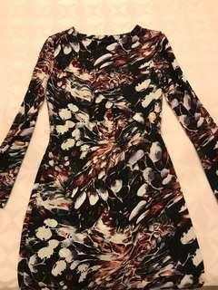 Unichic Urbam long sleeve dress