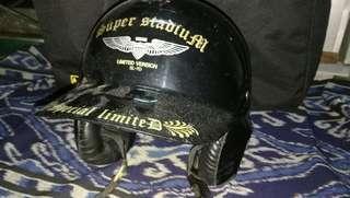 Authentic Baseball Cap/helmet Yamaha Stadium Limited Edition