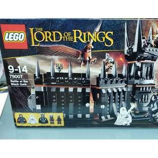 MISB 全新 Lego 79007 The Lord of the Rings 魔戒系列  Battle at the Black Gate (100%靚盒)