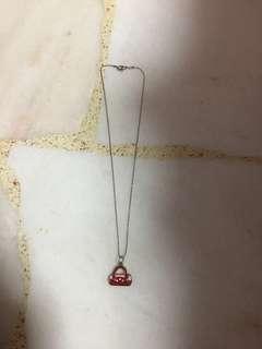 Handbag Necklace