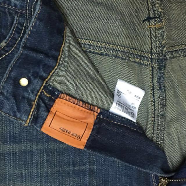 5TH STREET 大尺碼 牛仔褲
