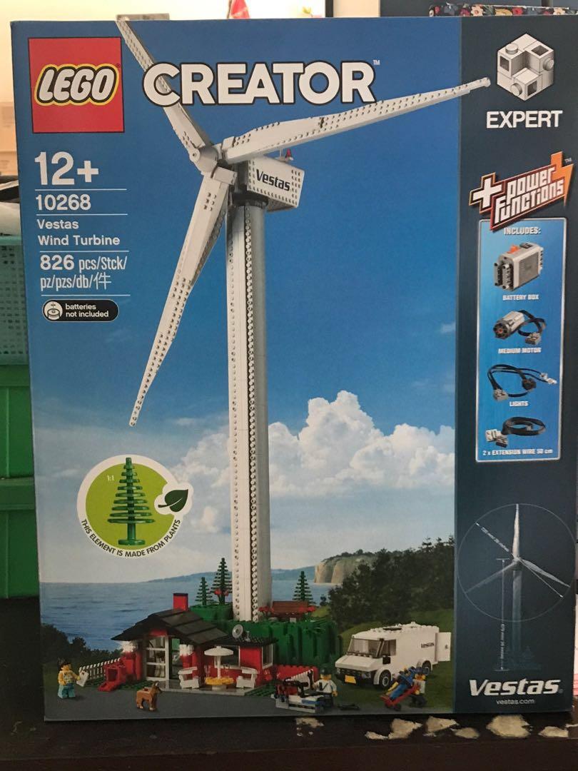 🚚 Lego 10268 Vestas Wind Turbine