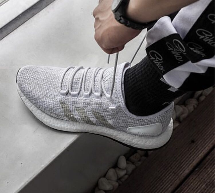 reputable site ae415 a4395 全新Adidas Pureboost bb6277 Ultraboost ultra boost, Men s Fashion, Men s  Footwear on Carousell