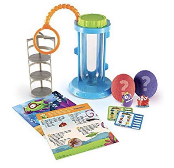 Brand New Learning Resources Beaker Creatures Magnification Chamber