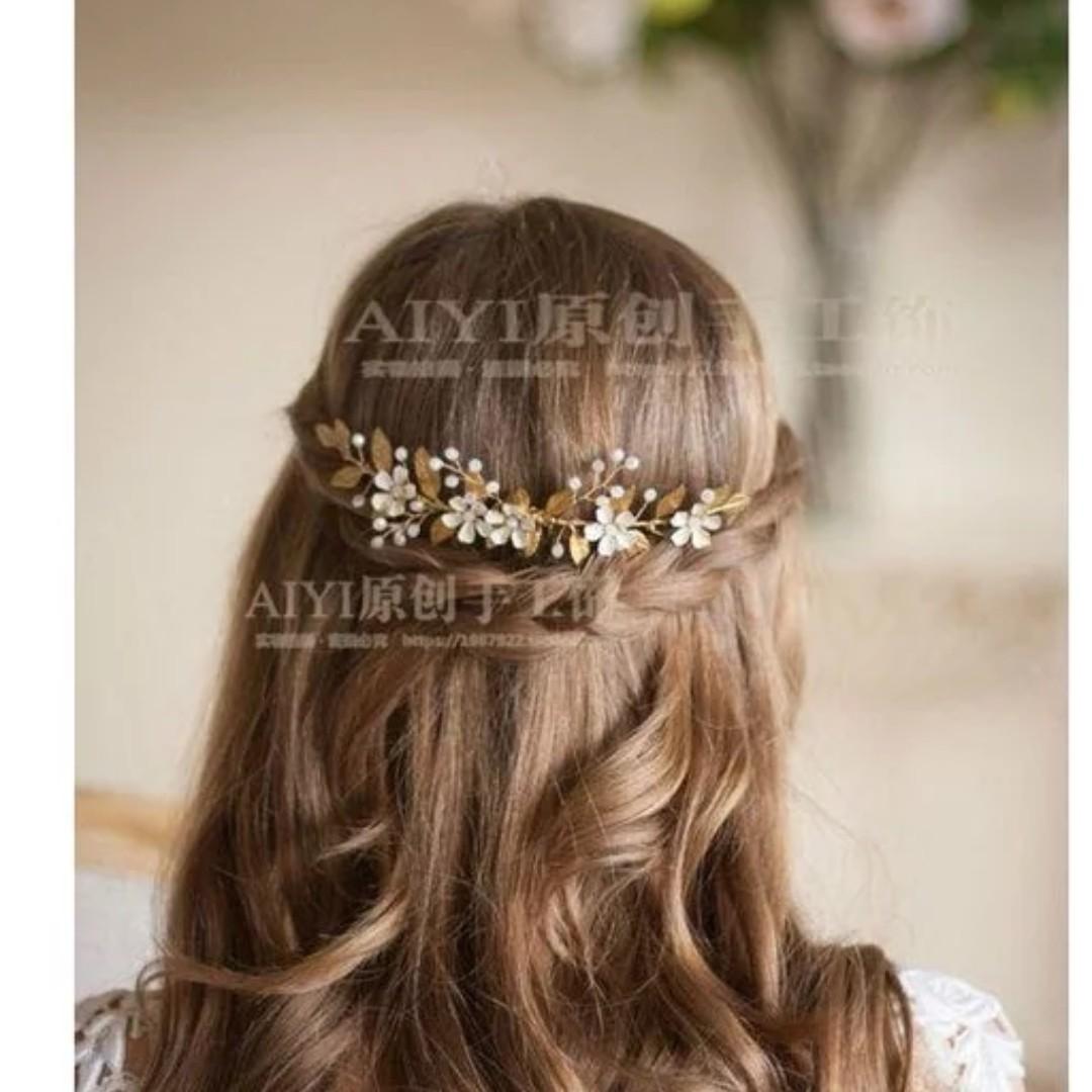 brand new bridal hair accessory, women's fashion