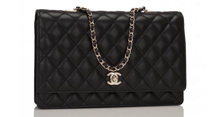 cc5a37ce425f Chanel Evening Flap Bag, Women's Fashion, Bags & Wallets, Handbags ...