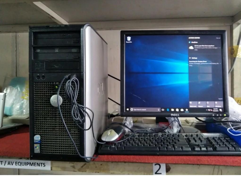 Clearance Sale!!! Desktop Computer (optiplex 745) complete set @$140 each