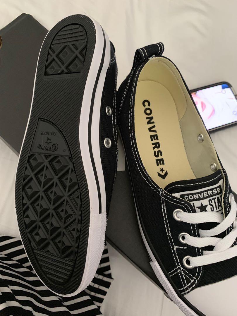 converse shoes ballet