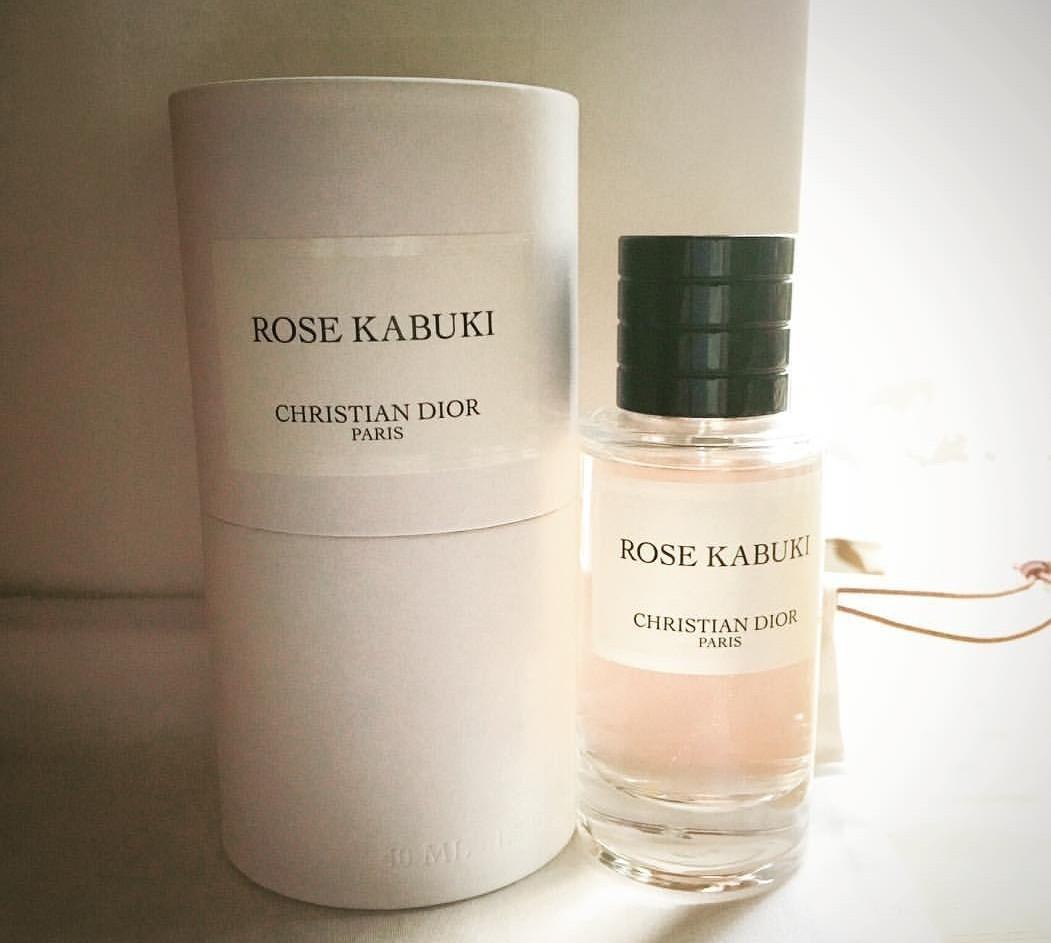 Dior Perfume Maison Christian Dior Rose Kabuki 40 Ml Bnib Health