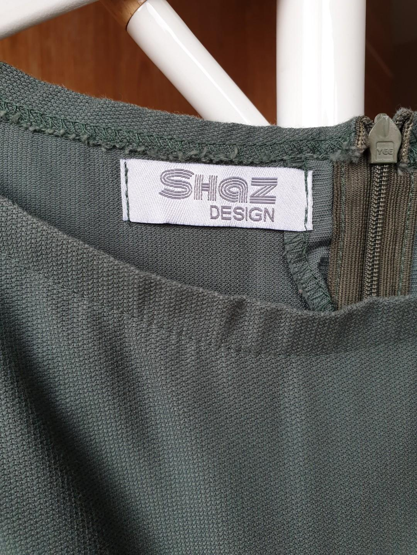 Dress Hijau Shaz Design