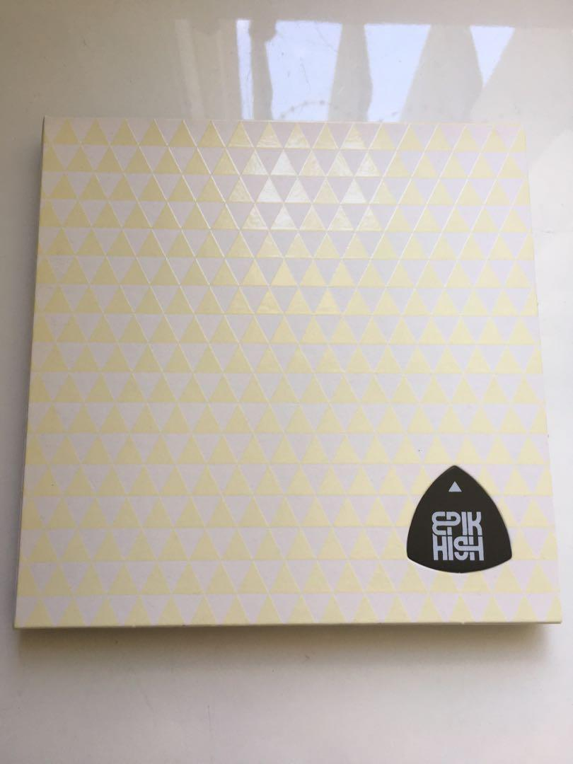 Epik High 99 official album