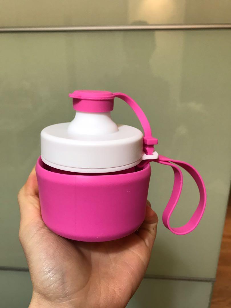 Foldable bottle 可折疊水樽