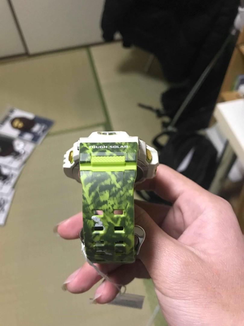 G-Shock Rangeman GW-9404KJ-3JR Earthwatch Edition for Love The Sea And The Earth 2019