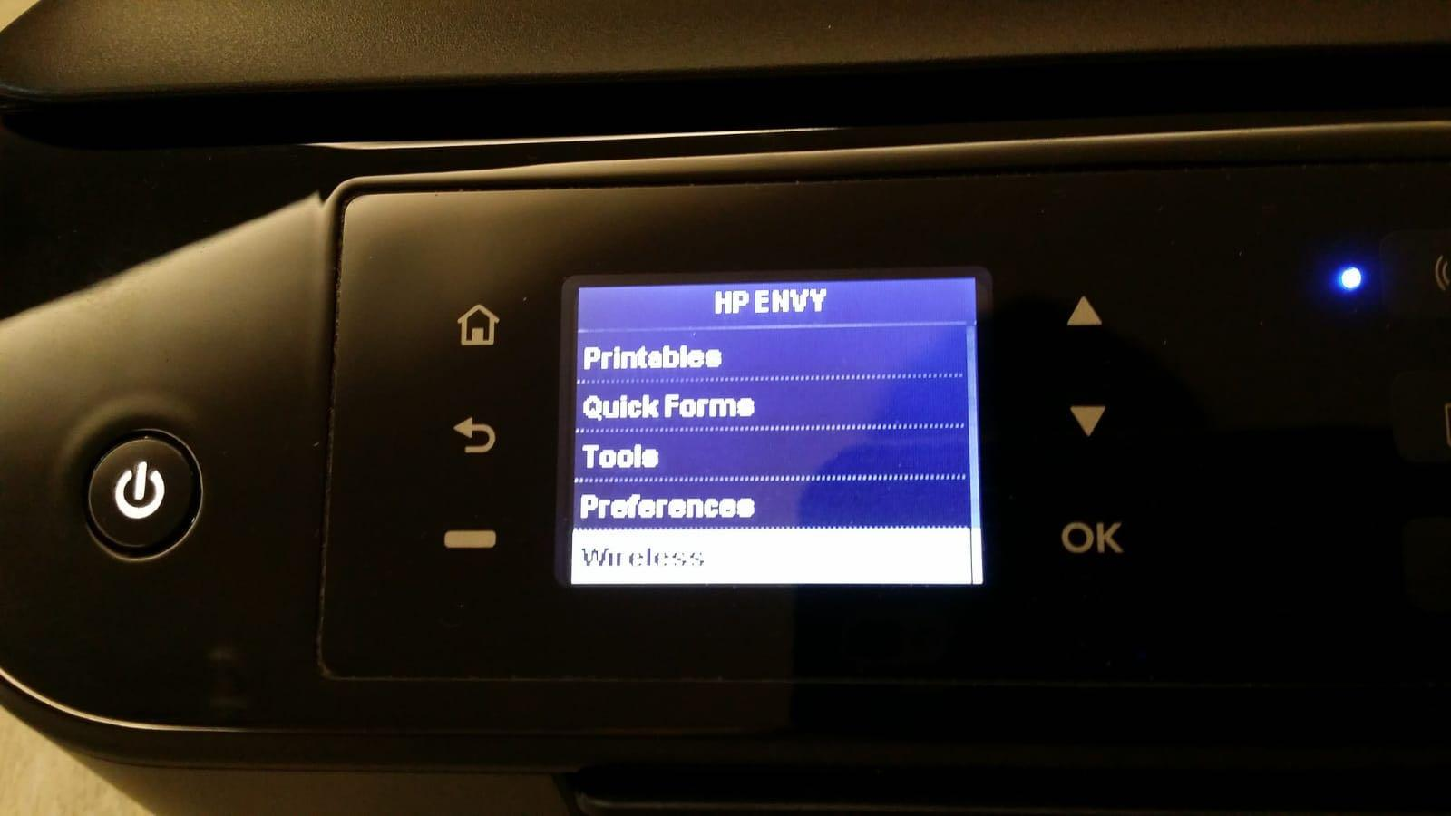 HP ENVY 4500 Wireless All-In-One Color Photo Printer, Print