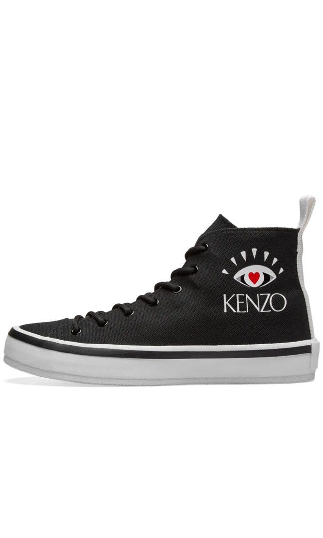 05d3edc9 Kenzo K-Street Valentine's Sneaker, Men's Fashion, Footwear, Sneakers on  Carousell