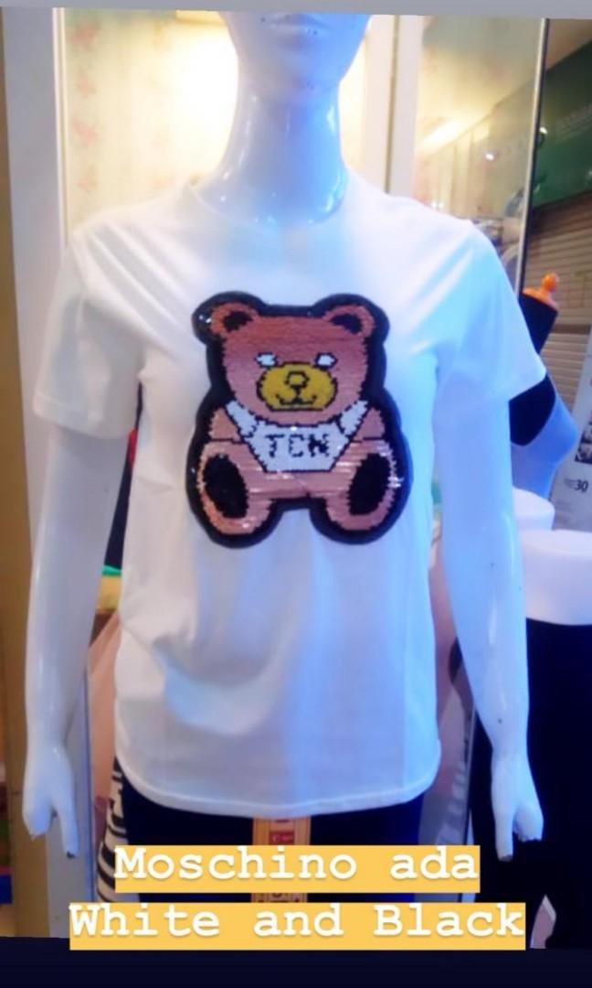 KOREA T-SHIRT BEAR BLINK