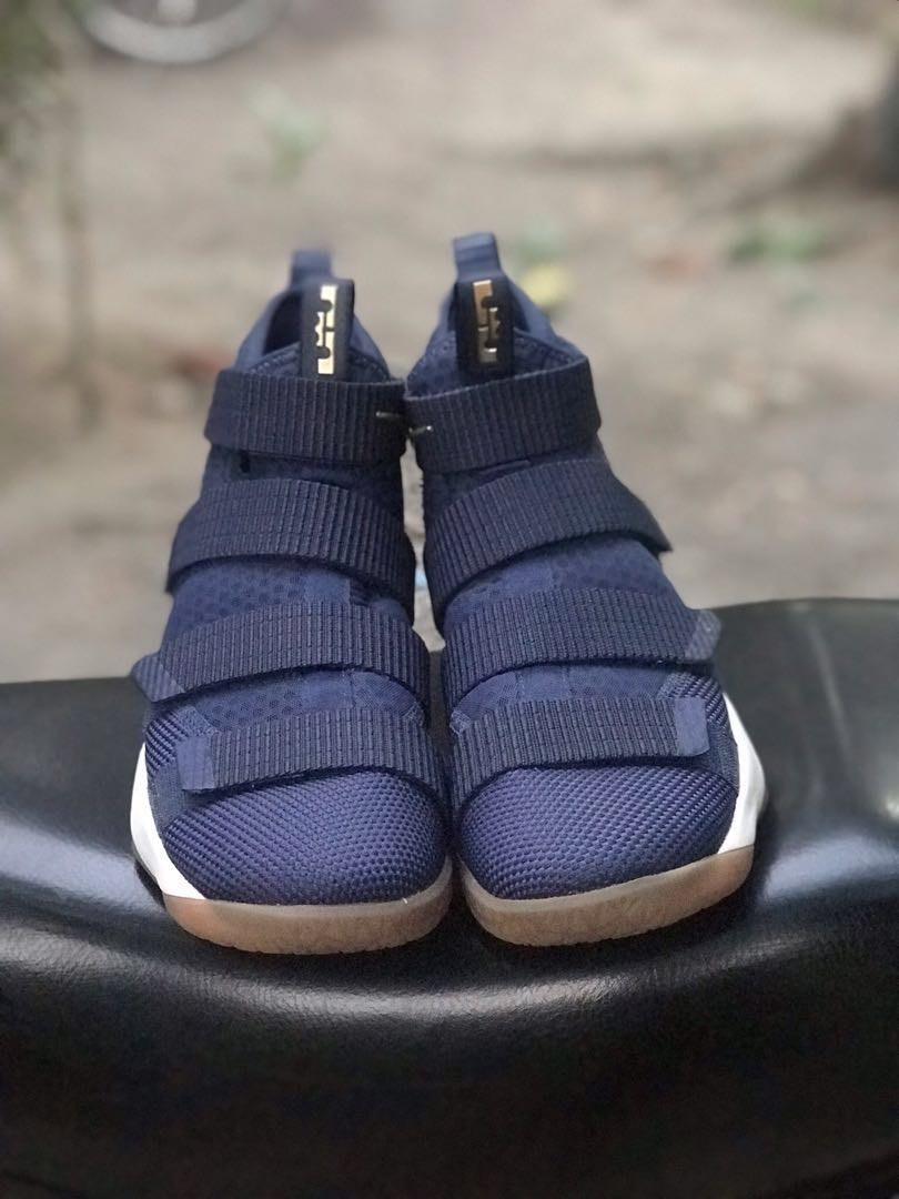 sports shoes 0b929 32415 Lebron Soldier 11, Men s Fashion, Footwear, Sneakers on Carousell