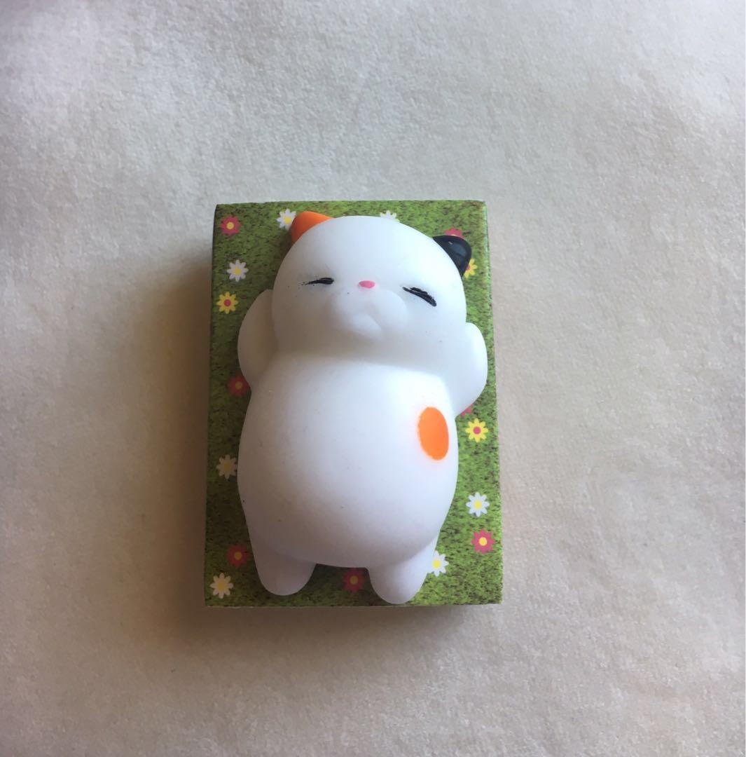 Mochi Fat Cat Squishy #SwapAU