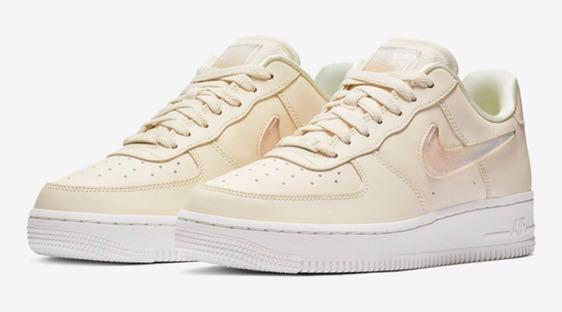 Nike Air Force 1 Low Jelly Puff Pale