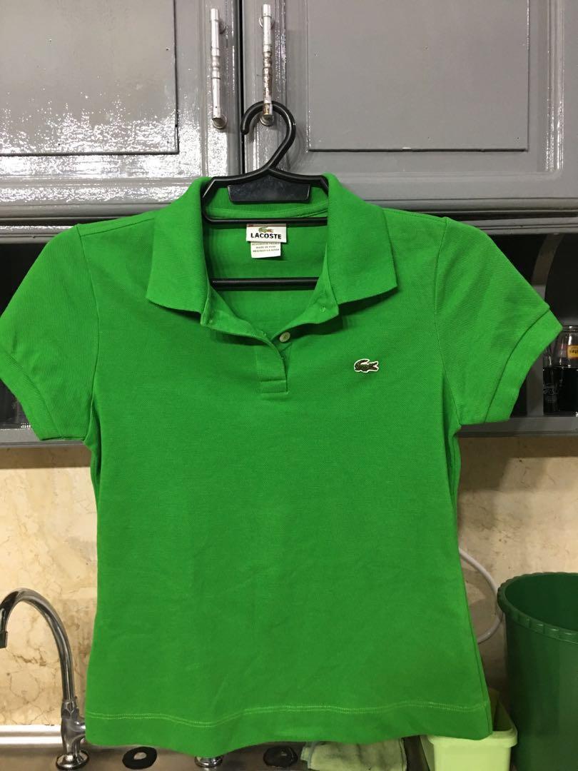 6f6a41f36fe9 Original Lacoste Polo Shirt
