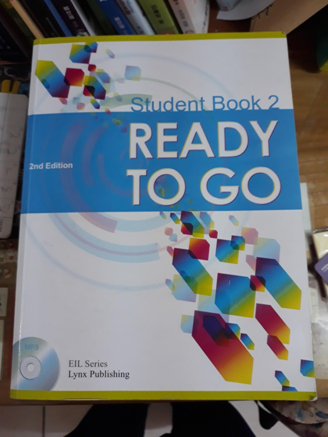 Ready to go (student book 2)