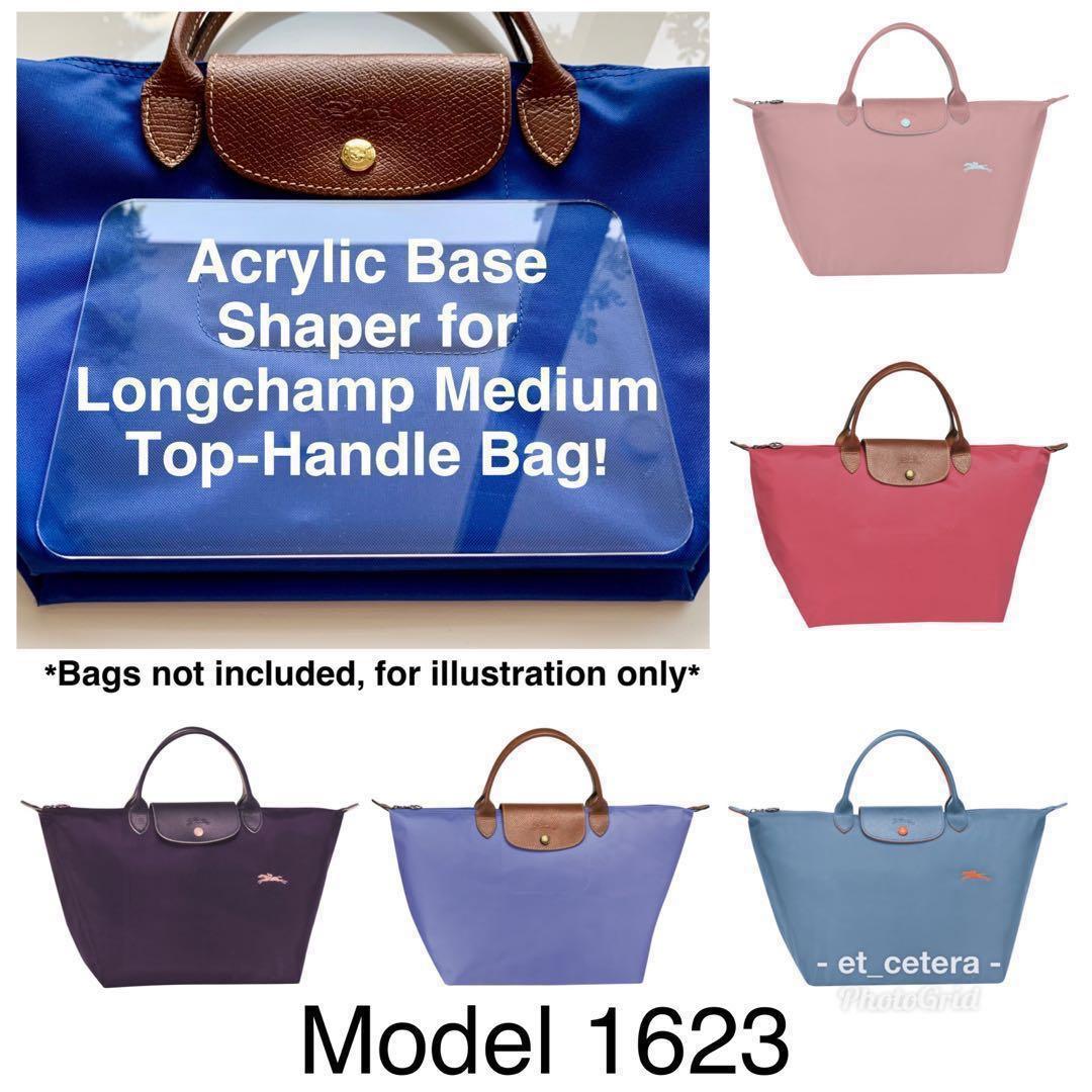 ae87079778 🌈SALE!😍 BN Acrylic Base Shaper/Insert for Longchamp Le Pliage ...
