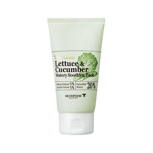 Skinfood Premium Lettuce & Cucumber Watery Soother Pack