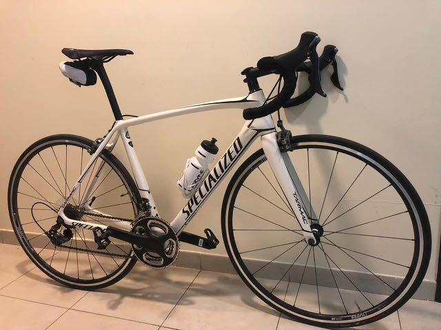 57ece49013c Specialized Tarmac Expert 2017, Bicycles & PMDs, Bicycles, Road Bikes on  Carousell