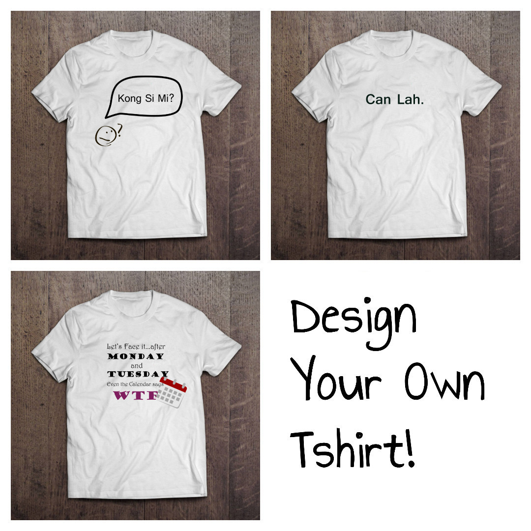 Design Your Own Shirts For Cheap | Design Your Own Tshirt Print Anything On Tshirt Men S Fashion