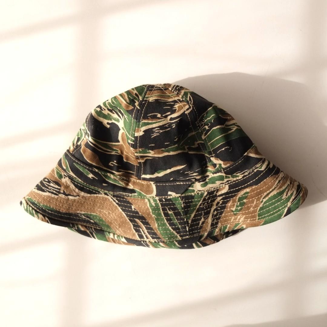 f42925925d17 Tiger Stripe Camo Bucket Hat