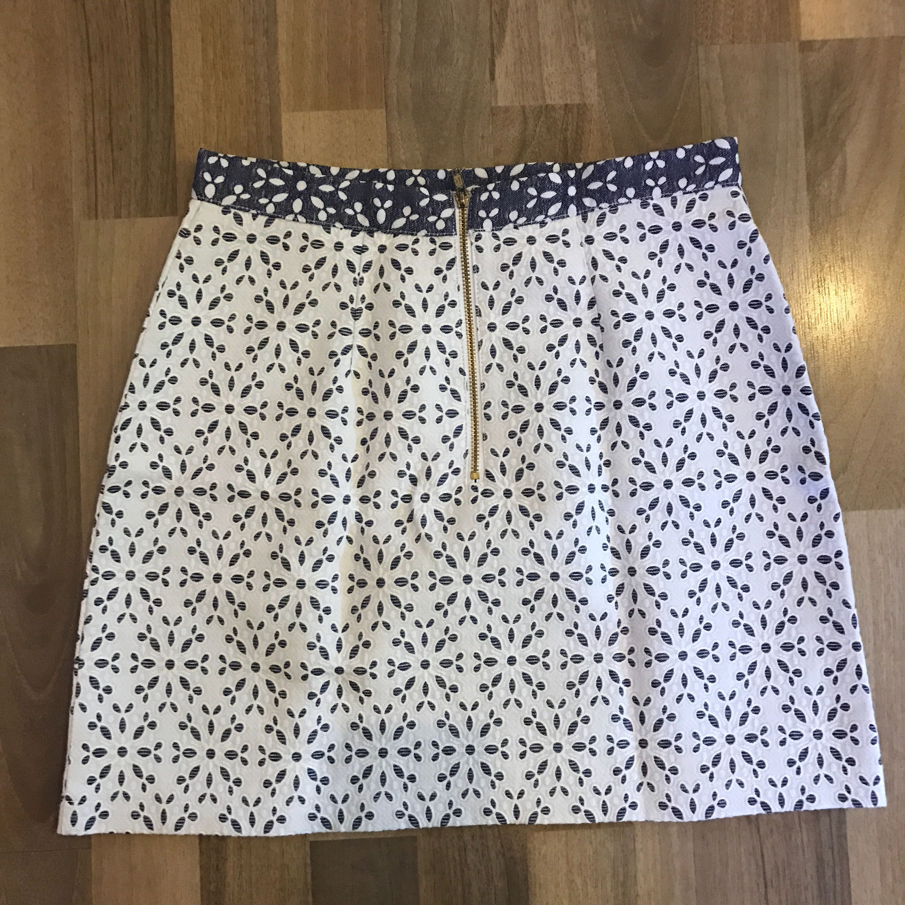 8f7be43abd Topshop floral textured skirt, Women's Fashion, Clothes, Dresses ...