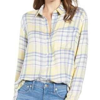 Pop soda Checked Shirt