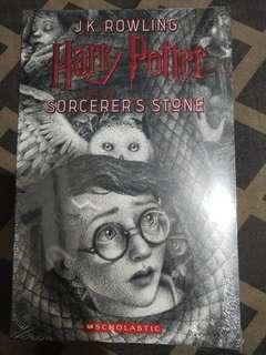 HARRY POTTER AND THE SORCERRER'S STONE