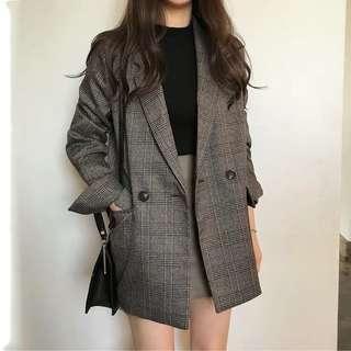 [ PO ] Korean style blazer