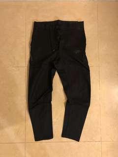 nike nsw black pants