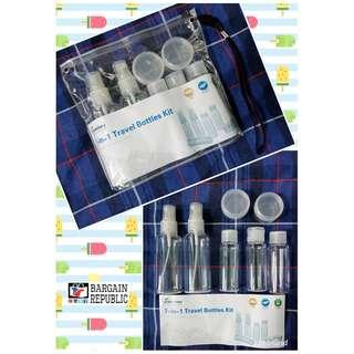 7-in-1 Travel Toiletry Set