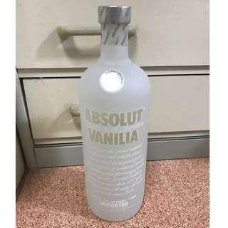 Absolut Vanilia V2 Vodka (Released 2003)