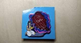 迪士尼徵章 Disney Pins Aladdin