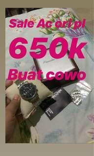 Sale Ac ori buat cowo like new mulus..lengkap