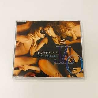 Jennifer Lopez - Dance Again (CD Single)