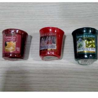 Yankee mini/ votive candles
