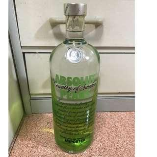Absolut Pears Vodka (First Version)
