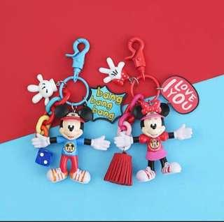 🚚 Mickey Mouse Key Chain