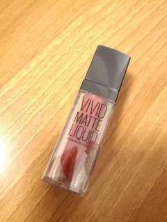 Maybelline vivid matte liquid mat9