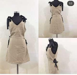 Skintone unique dress