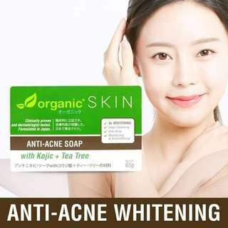 🇯🇵 Organic Skin Anti-acne Soap 🇯🇵