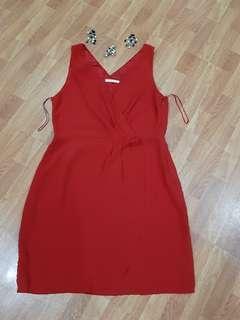 Orig Camayeu Red Dress