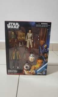 Star Wars The Force Awakens Collectible Set